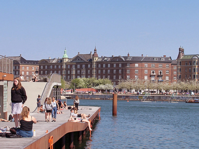 Islands Brygge's Harbour Bath