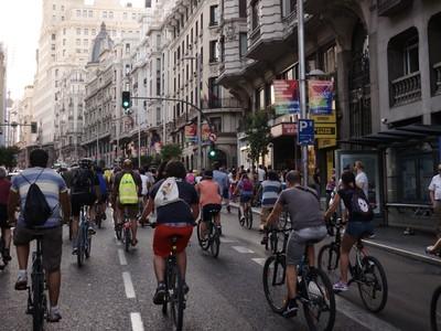 Bicicritica Madrid, source: Nicolas Vigier
