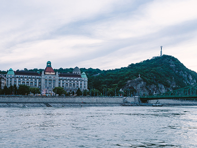 Cycling in Budapest